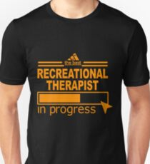 RECREATIONAL THERAPIST BEST COLLECTION 2017 Unisex T-Shirt