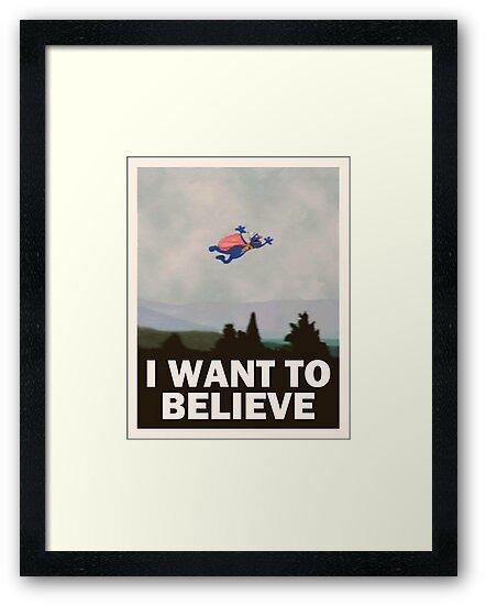 I Want to Believe by ToruandMidori