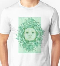 Sad Willow Baby - Forest Faces Unisex T-Shirt