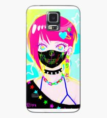 Kawaii Anarchy Case/Skin for Samsung Galaxy