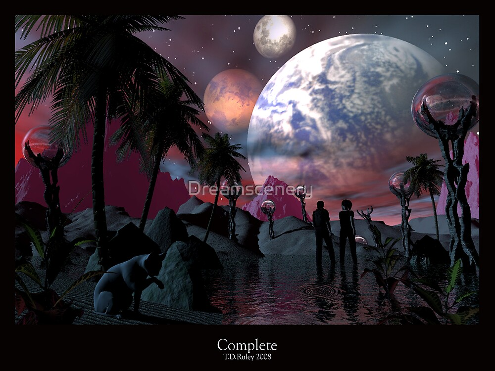 Complete by Dreamscenery