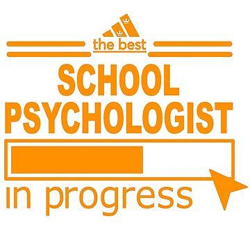 SCHOOL PSYCHOLOGIST BEST COLLECTION 2017 by scarletlongan