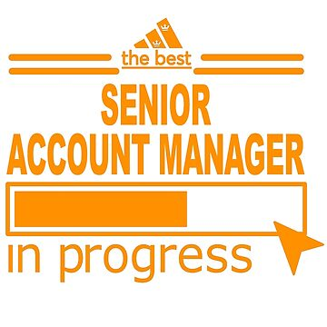 SENIOR ACCOUNT MANAGER BEST COLLECTION 2017 by scarletlongan