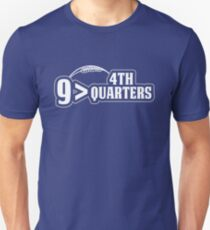 9>4th Quarters Unisex T-Shirt