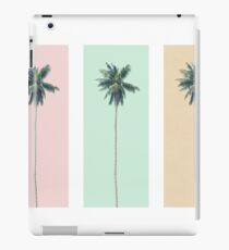 Retro Palms iPad Case/Skin