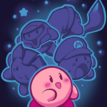 Kirby in Dreamland by tchuk