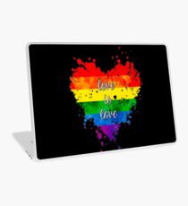 Love is love Laptop Skin