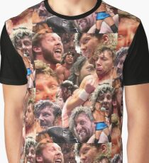 kenny omega collage Graphic T-Shirt