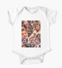 kenny omega collage One Piece - Short Sleeve