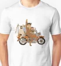Fantastic Mr Motorcycle  Unisex T-Shirt