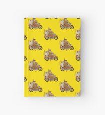 Fantastic Mr Motorcycle  Hardcover Journal