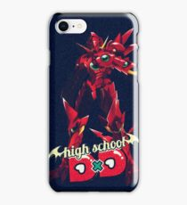The Red Dragon Emperor  iPhone Case/Skin