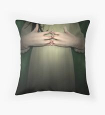 Restraint Throw Pillow