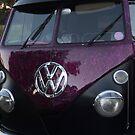 Combi van by Jan Clarke