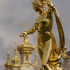 Galatea, Peterhof Grand Palace by LudaNayvelt