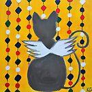 Cat Angel by Kamira Gayle