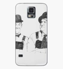 Laurel and Hardy Case/Skin for Samsung Galaxy