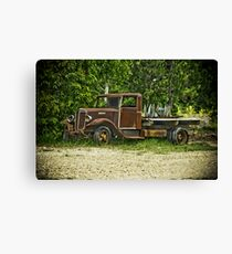 Keep on Trucking. Canvas Print