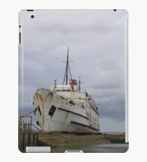 Rusting hulk iPad Case/Skin