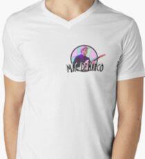 Mac Demarco Original Shirt Poster Case Mug Pillow Bag Men's V-Neck T-Shirt