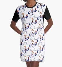 Jim Graphic T-Shirt Dress
