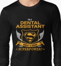 DENTAL ASSISTANT BEST COLLECTION 2017 Long Sleeve T-Shirt