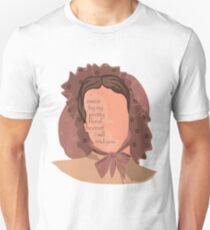 Firefly Floral Bonnet  Unisex T-Shirt