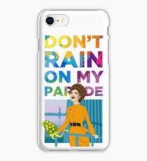 On my Parade iPhone Case/Skin