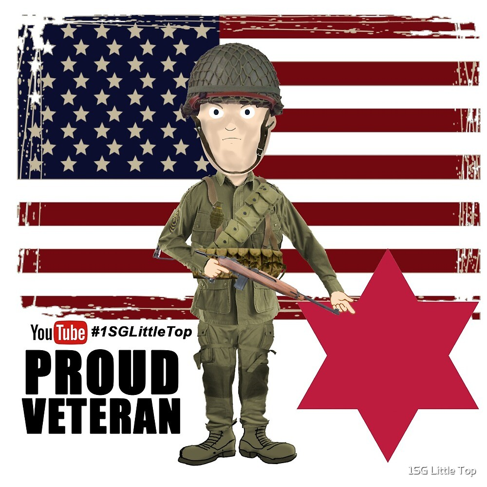 6th Infantry Division- Proud Veteran by 1SG Little Top