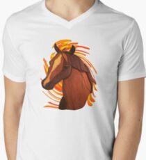 Purebred  Men's V-Neck T-Shirt