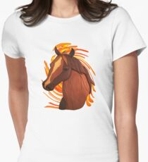 Purebred  Women's Fitted T-Shirt