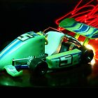 Hot gokart by Karyn Mackenzie