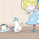 happy teaparty by inStaedten