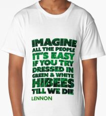 IMAGINE ALL THE PEOPLE Long T-Shirt