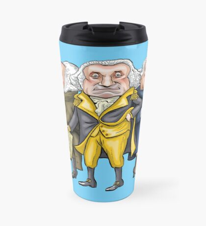 Founding Fathers | By Graeme MacKay Travel Mug