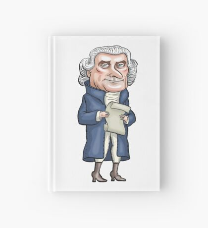 President Thomas Jefferson Hardcover Journal
