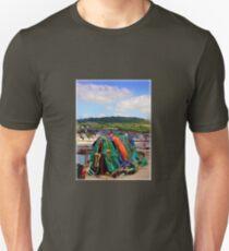 Fishing Nets on The Cobb T-Shirt