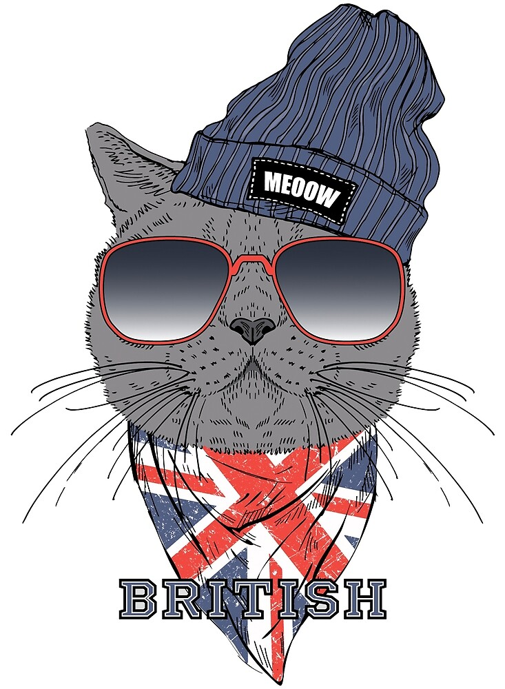 British Cat by Style99Shop
