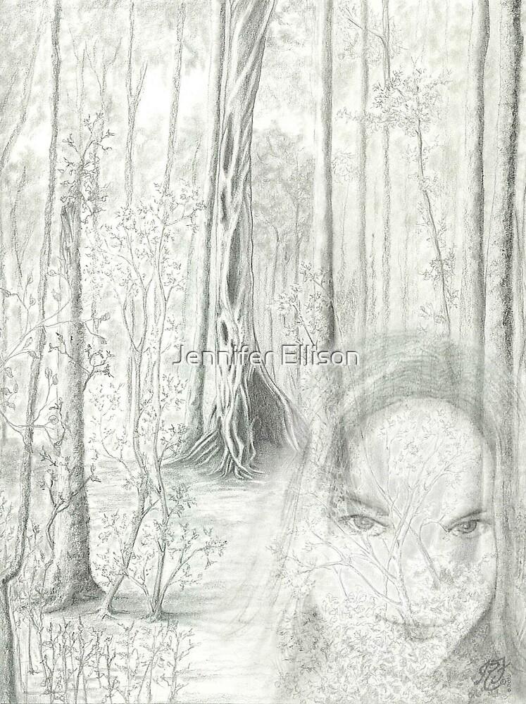 Tree Spirit by Jennifer Ellison