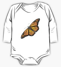 BUTTERFLY, Monarch, Danaus plexippus, Nymphalidae Kids Clothes
