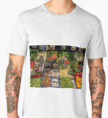 Vienna Vegetables Men's Premium T-Shirt