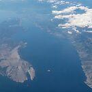 For the Love of Window Seats - Croatia Coast and the Adriatic Sea by Georgia Mizuleva