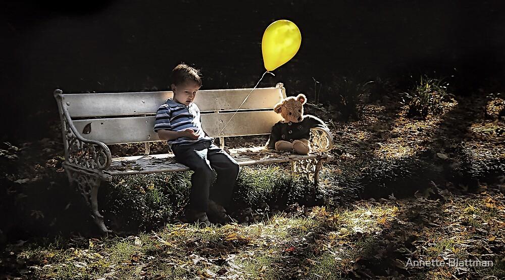 The Lost Boy by Annette Blattman