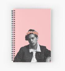 Cuaderno de espiral bb cole