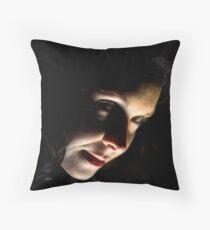 Murderous Intent Throw Pillow