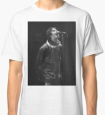 Liam Gallagher Print Classic T-Shirt