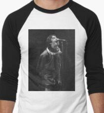 Liam Gallagher Print T-Shirt