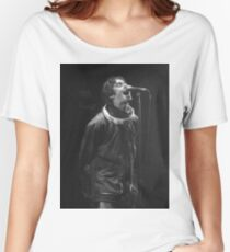 Liam Gallagher Print Women's Relaxed Fit T-Shirt