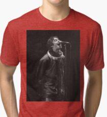 Liam Gallagher Print Tri-blend T-Shirt