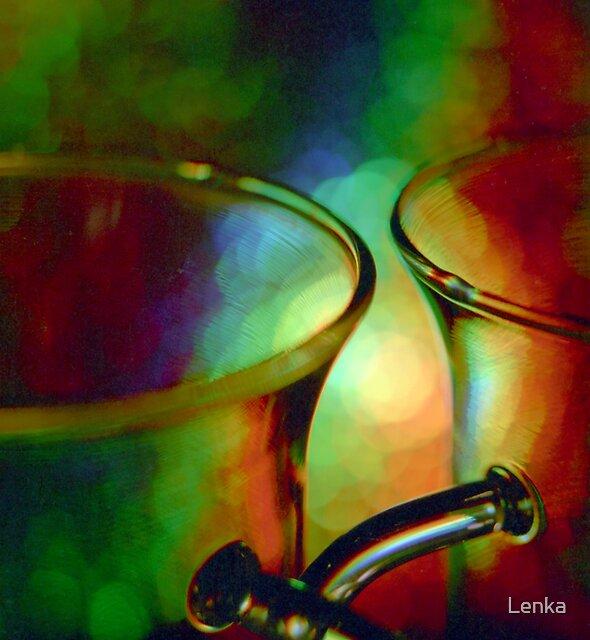 Tea time dreaming by Lenka